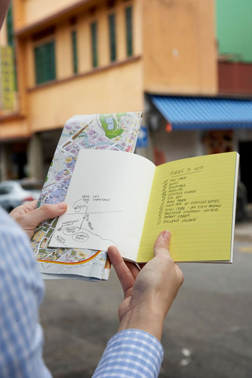 wanderlust Itinerary 1