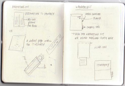 sketch exploration