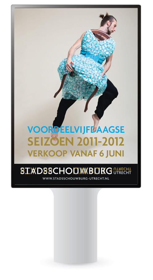 Utrecht City Theatre Visual Identity 29
